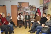 """M. Venskus: """"Kartu kurkime Palangos parapijos bendruomenę ir tradicijas"""""""