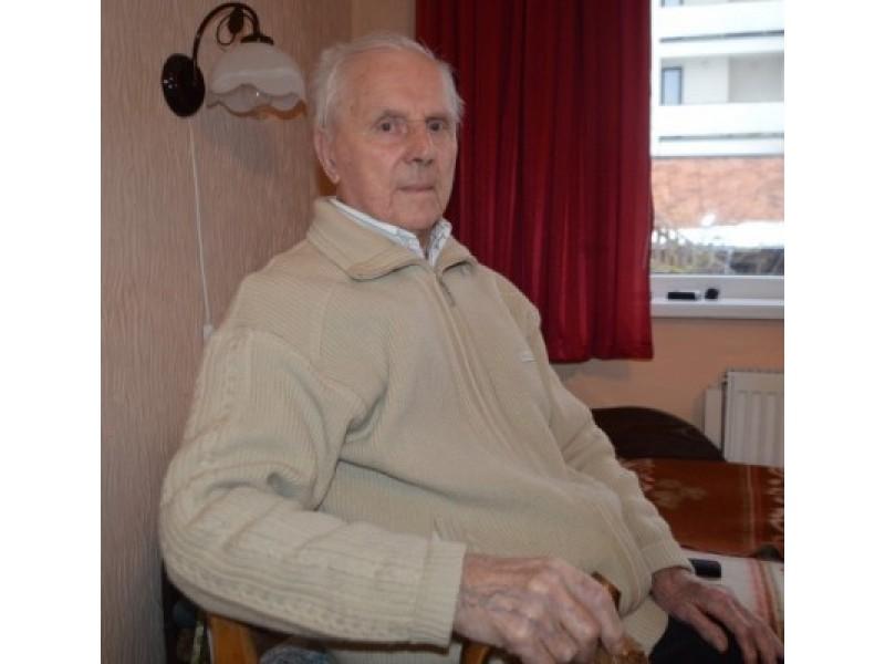 Palangiškis Jurgis Kuzmickas prisipažino, jog šimtas metų prabėgo nepastebimai, nors išgyventa daug įvairių gyvenimo etapų, visi jie savaip praturtino ir užgrūdino.