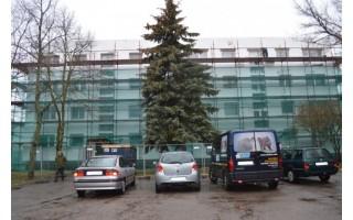 Renovacija: ketvirta para su balomis butuose, be elektros ir miego
