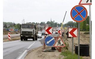 Kelio Klaipėda-Palanga 7 km ruožo remontas kainuos tris milijonus eurų