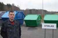 Palangiškiai senas padangas ir baldus bei kitas stambias atliekas raginami vežti į Joskaudus