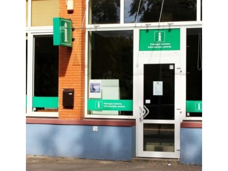 Turizmo informacijos centras šiemet pastatys info terminalus