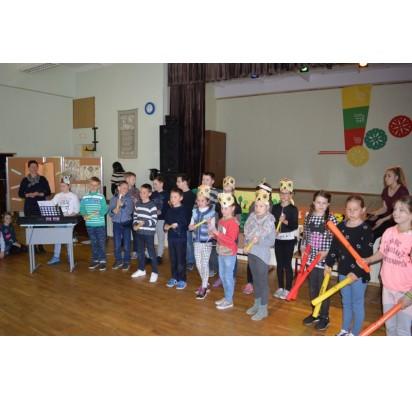 """""""Baltijos"""" pagrindinėje mokykloje – Kūrybos šventė"""