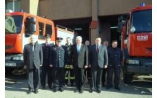 Palangai – vidaus reikalų ministro D. A. Barakausko dėmesys