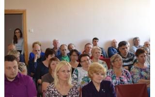 Kurorto vadovai išaugusią miesto šilumos ūkio šeimą kviečia dirbti Palangos labui