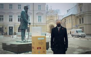 Kviečiame rašyti laišką istorijai: Palangoje savo pašto dėžutę turi ir Jonas Basanavičius