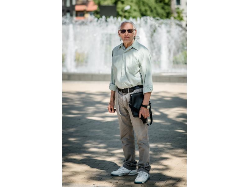 Palangoje gyvena profesorius, habilituotas daktaras, akademikas – Vladas Žulkus. LT-FOTO