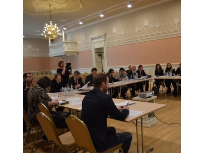 Palangoje aptartas pasirengimas rugsėjį kurorte vyksiančiai Baltų vienybės dienai
