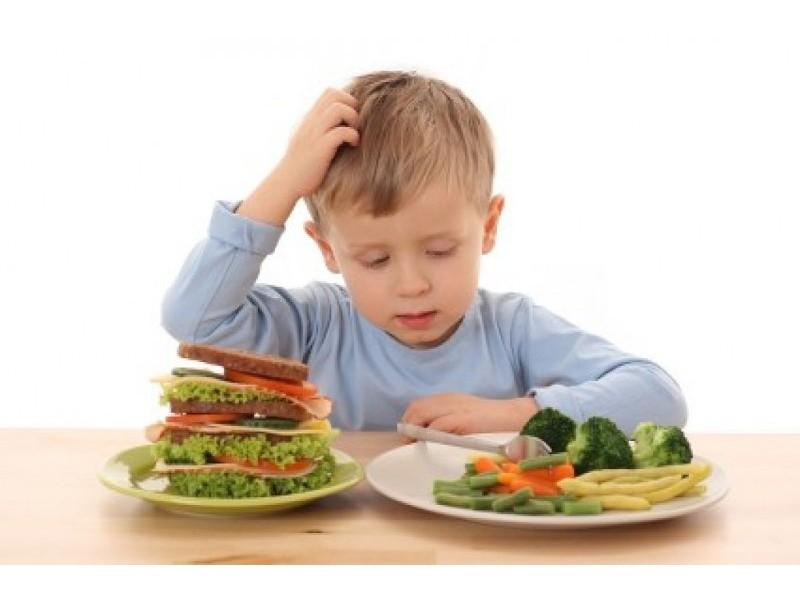 Supratimas apie sveiką mitybą vaikui turi būti išugdytas nuo pat mažumės