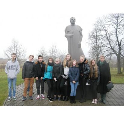 Šventojiškių lietuvių kalbos pamoka Nasrėnuose