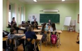 Šventosios moksleiviams – Jaunimo darbo centro dėmesys