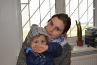 Dukrytės netekusi mažeikiškių šeima ramybės tikisi naujuose namuose Palangoje