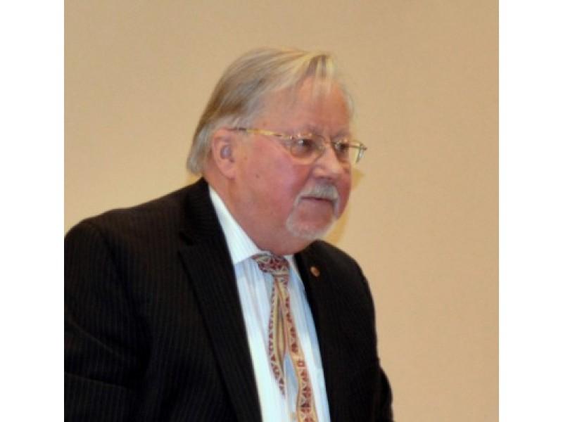 Europarlamentaras, Lietuvos atkuriamojo Seimo pirmininkas profesorius Vytautas Landsbergis