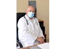 Vaikų ligų gydytojas Ąžuolas Kavoliūnas