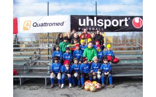 Jaunieji futbolininkai lankėsi Estijoje
