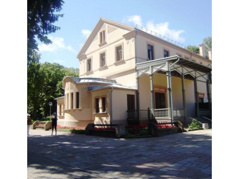 Palangos miestas pradeda rinkti Kurhauzo meno kolekciją