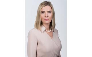 """Iš Mėguvos rinkimų apygardos nesitraukianti Agnė Bilotaitė: """"Mindaugo Skritulsko kandidatūra yra perspektyvesnė nei Gedimino Valinevičiaus"""""""