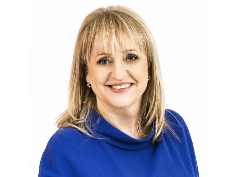 Audronė Balnionienė - Lietuvos Liberalų sąjūdžio kandidatė Mėguvos rinkimų apygardoje