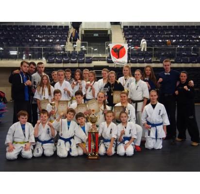 """""""Shodan"""" karate mokykla – stipriausia Lietuvoje 7 metus"""