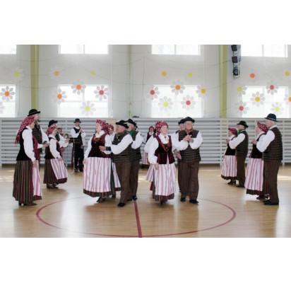 """Palangos """"Bočiai""""-  festivalyje Rygoje"""