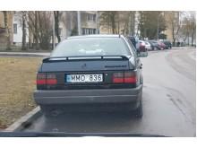 O kieno automobilis?