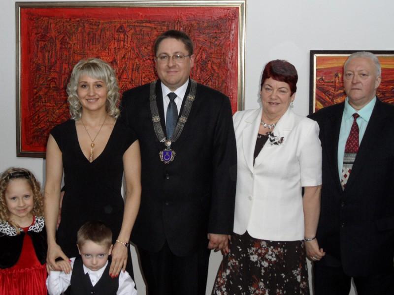 Meras inauguracijoje žadėjo siekti, kad Palanga patektų tarp geriausių Europos kurortų