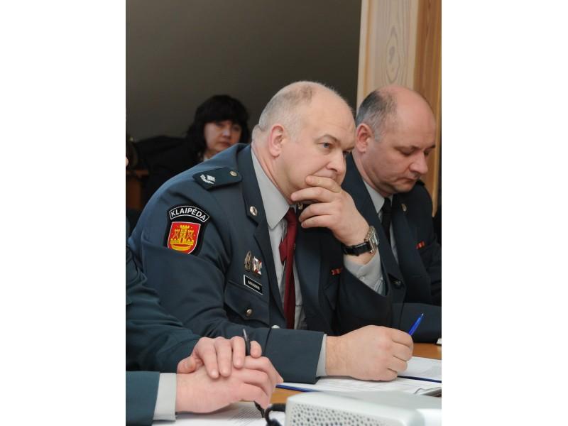 Naujasis Palangos policijos komisariato viršininkas – Alvydas Katkauskas