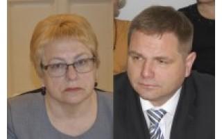 Į Elenos Kuznecovos paklausimą dėl buvusio direktoriaus Mindaugas Skritulskas atsakė kirčiu