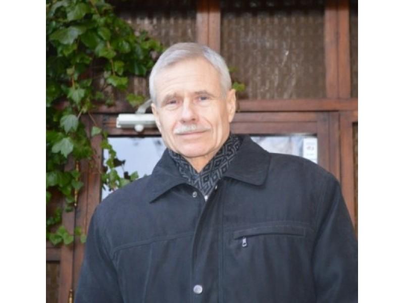 Palangos miesto Tarybos narys Arvydas Dočkus