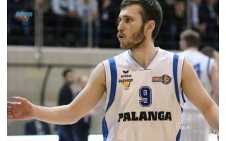 """""""Palanga"""" žaidėjai žvalgosi į prestižinę šalies krepšinio lygą"""