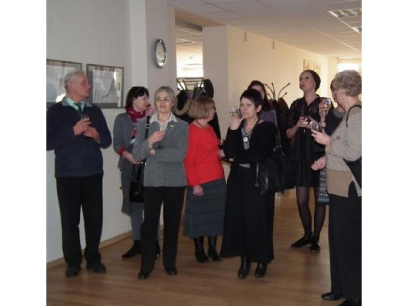 K. Donelaičio jubiliejaus atgarsiai – Palangos miesto viešojoje bibliotekoje