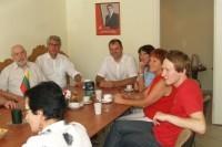 Socialdemokratų  apsilankymas Palangoje