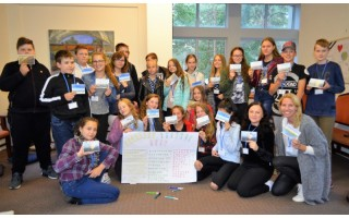Iš pajūrio jaunimo lūpų – Lietuvos rekordo vertos idėjos valstybės šimtmečiui