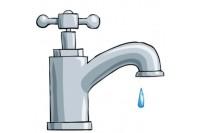 Vvykdant vandentiekio tinklų plovimo darbus bus nutrauktas vandens tiekimas