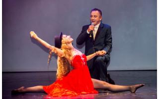 """Palangos Kurhauze – muzikinis operetės spektaklis """"Išsipildžiusios svajonės istorija"""""""