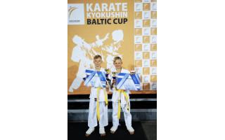 """Sporto klubo """"Okinava"""" auklėtiniai iš Palangos iškovojo 5 medalius (FOTO GALERIJA)"""