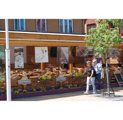 Lauko kavinės – pagrindinis uždarbio šaltinis vasarą