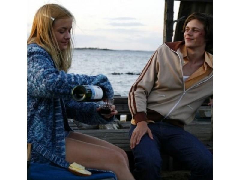 "Kino klube ""8 ½"" – švediška kino juosta."