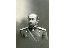 Rusų armijos majoras V. M. Ramanauskas.