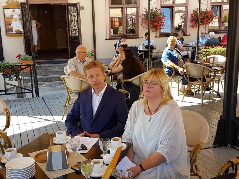 Audiogidas ateity turistus lydės ne tik  Klaipėdoje, bet galbūt ir Palangoje