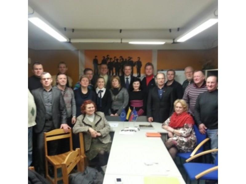Praėjusį trečiadienį Palangoje lankėsi Seimo narys, vienas Liberalų Sąjūdžio lyderių Remigijus Šimašius.