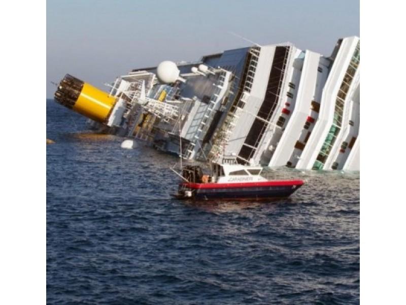Savaitė pasmerktame kruiziniame laive, kuris buvo laikomas neskęstančiu