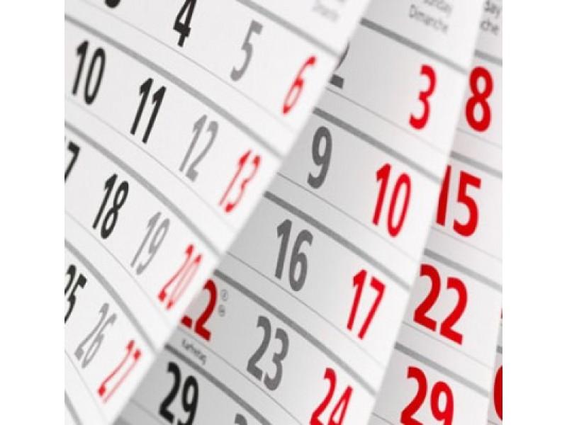 Šiais metais nemažai valstybinių švenčių sutaps su savaitgaliais.