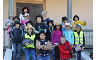 Mažieji palangiškiai mokėsi pažinti savo miesto istoriją