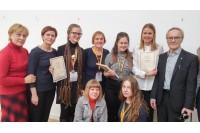 Palangos senosios gimnazijos jaunieji filologai – tarp geriausių šalyje