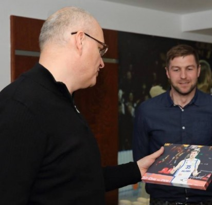 Trenerio darbą pradeda Povilas Šakinis