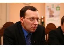 Seimo narys, buvęs Kultūros paveldo departamento Klaipėdos teritorinio padalinio vedėjas Naglis Puteikis