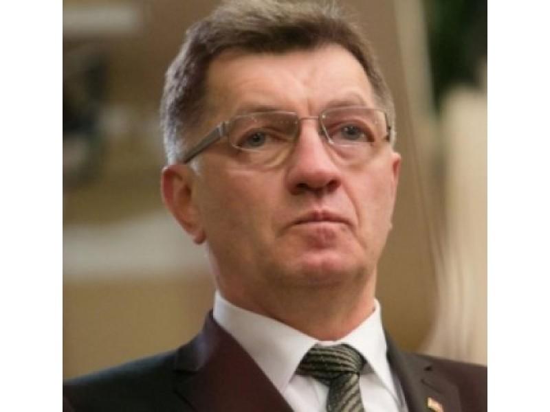 A. Butkevičius perrinktas socialdemokratų pirmininku