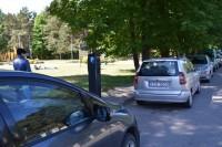 Kodėl sanatorijos pacientai turi mokėti už automobilio stovėjimą?