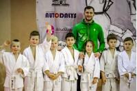 Palangos dziudo klubo sportininkams – bronziniai apdovanojimai